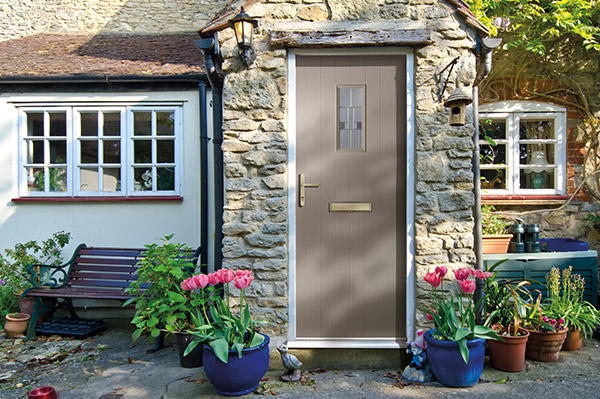 Phoenix Composite Door Grey