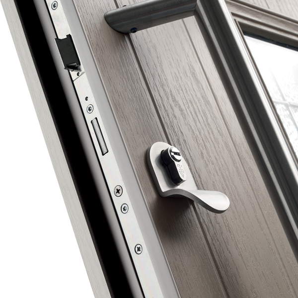 Meridian Composite Door Energy Performance